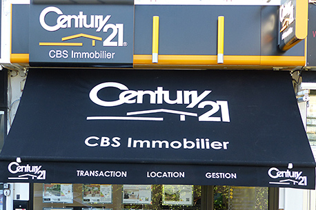 Agence immobilière CENTURY 21 CBS Immobilier, 06200 NICE