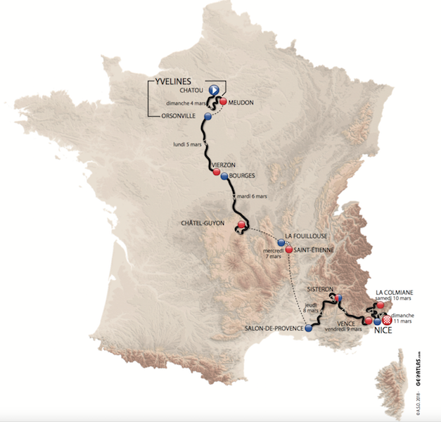 Nice ville du grand d part du tour de france en 2020 for Accouchement en piscine en france